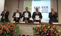 Firma de convenio EER-INECOL con CANACINTRA