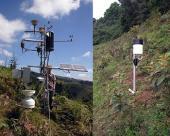 Montañas + bosques = provisión y aseguramiento de agua